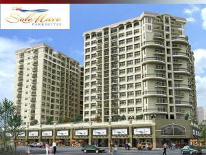 SoleMare Parksuites LuxSensa, Apartmány  Manila - big - 46