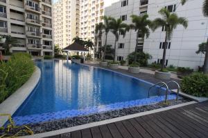 SoleMare Parksuites LuxSensa, Apartmány  Manila - big - 53