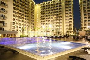 SoleMare Parksuites LuxSensa, Apartmány  Manila - big - 54