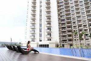 SoleMare Parksuites LuxSensa, Apartmány  Manila - big - 55