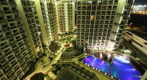 SoleMare Parksuites LuxSensa, Apartmány  Manila - big - 61