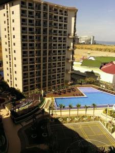 SoleMare Parksuites LuxSensa, Apartmány  Manila - big - 65