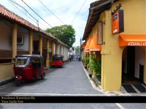 Residence Kuruniyavilla, Apartmanok  Unawatuna - big - 47