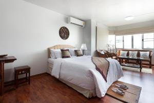 Comfy Studio Nimman, Ferienwohnungen  Chiang Mai - big - 42