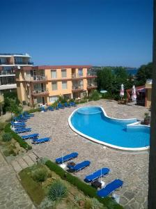 3 hvězdičkový hotel Mappy Holidays Aparthotel Sozopol Bulharsko
