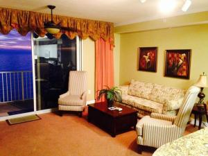 Tidewater 1203 Condo, Apartmány  Panama City Beach - big - 1