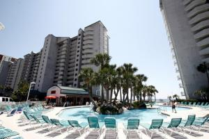 Long Beach 501 Tower 4 Condo, Appartamenti  Panama City Beach - big - 26