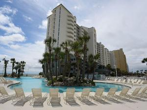 Long Beach 501 Tower 4 Condo, Ferienwohnungen  Panama City Beach - big - 25