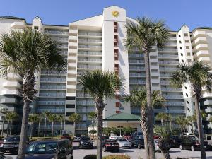 Long Beach 501 Tower 4 Condo, Ferienwohnungen  Panama City Beach - big - 21