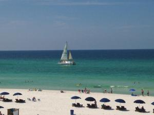 Aqua Vista 402-W Condo, Apartmány  Panama City Beach - big - 8