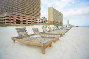 Sunrise 1106 Condo, Apartmány  Panama City Beach - big - 23