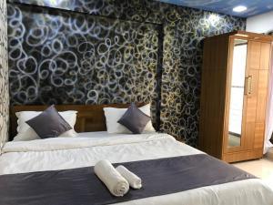 Executive Highrise - 2 Bhk Services Apartment, Apartmány  Bombaj - big - 12