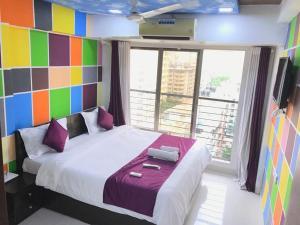 Executive Highrise - 2 Bhk Services Apartment, Apartmány  Bombaj - big - 14