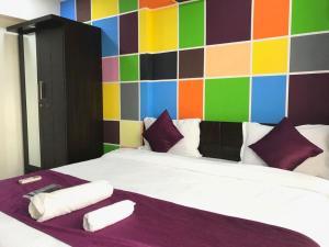 Executive Highrise - 2 Bhk Services Apartment, Apartmány  Bombaj - big - 19