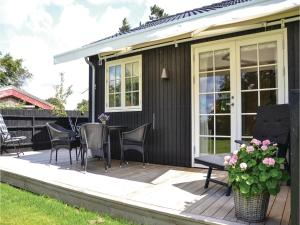 Two-Bedroom Holiday Home in Kirke Hyllinge, Nyaralók  Kirke-Hyllinge - big - 16