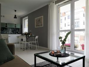Apartament na Winnicy, Apartments  Toruń - big - 12