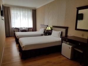 Amure Hotel, Hotely  Ulaanbaatar - big - 2