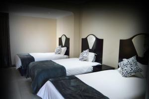 Kismet Hotel, Отели  Питермарицбург - big - 4