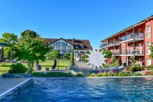 Hotel Gierer, Szállodák  Wasserburg - big - 1