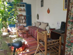 Riad Le Cheval Blanc, Bed and breakfasts  Safi - big - 86
