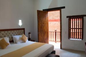Hotel Casa Tere Boutique, Szállodák  Cartagena de Indias - big - 103