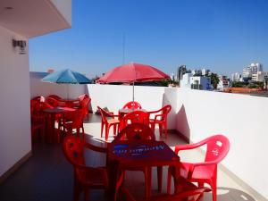 Backpacker Bar&Suites, Hostelek  Santa Cruz de la Sierra - big - 35