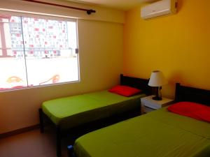 Backpacker Bar&Suites, Hostelek  Santa Cruz de la Sierra - big - 14