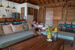 Cala Luxury vacation Homes, Villák  Santa Teresa Beach - big - 59