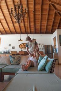 Cala Luxury vacation Homes, Villák  Santa Teresa Beach - big - 61