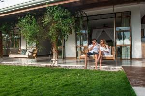 Cala Luxury vacation Homes, Villák  Santa Teresa Beach - big - 65
