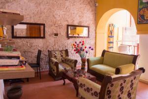 Hotel Casa Tere Boutique, Hotely  Cartagena de Indias - big - 68