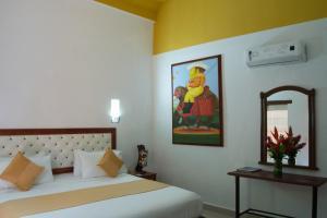 Hotel Casa Tere Boutique, Szállodák  Cartagena de Indias - big - 56
