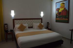 Hotel Casa Tere Boutique, Hotely  Cartagena de Indias - big - 54