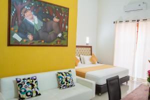 Hotel Casa Tere Boutique, Hotely  Cartagena de Indias - big - 3
