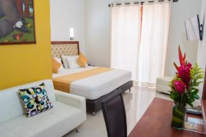 Hotel Casa Tere Boutique, Szállodák  Cartagena de Indias - big - 26
