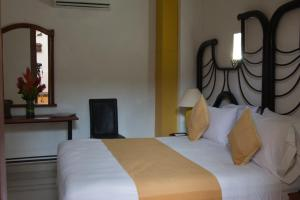 Hotel Casa Tere Boutique, Szállodák  Cartagena de Indias - big - 112