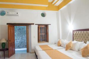 Hotel Casa Tere Boutique, Hotely  Cartagena de Indias - big - 22