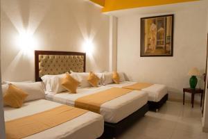 Hotel Casa Tere Boutique, Hotely  Cartagena de Indias - big - 24