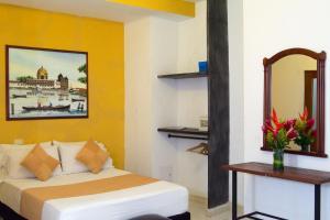 Hotel Casa Tere Boutique, Hotely  Cartagena de Indias - big - 2