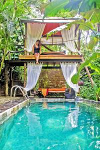 Canaima Chill House, Hotel  Santa Teresa Beach - big - 13