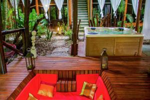 Canaima Chill House, Hotel  Santa Teresa Beach - big - 32