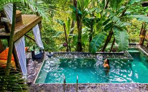 Canaima Chill House, Hotels  Santa Teresa Beach - big - 35