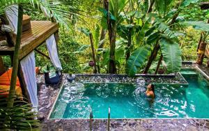 Canaima Chill House, Hotel  Santa Teresa Beach - big - 35