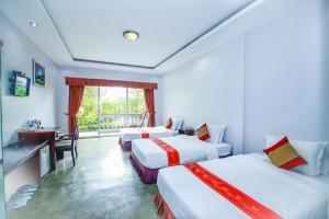 Visoth Angkor Residence, Отели  Сиемреап - big - 20
