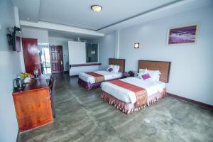 Visoth Angkor Residence, Szállodák  Sziemreap - big - 35