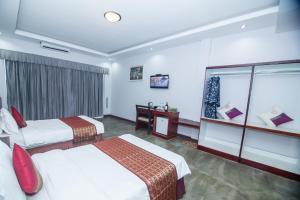 Visoth Angkor Residence, Szállodák  Sziemreap - big - 34