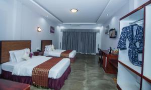 Visoth Angkor Residence, Szállodák  Sziemreap - big - 33