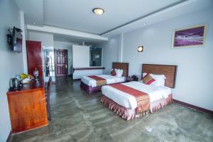Visoth Angkor Residence, Szállodák  Sziemreap - big - 32