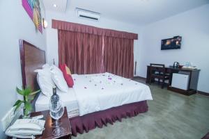 Visoth Angkor Residence, Отели  Сиемреап - big - 22