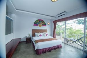 Visoth Angkor Residence, Отели  Сиемреап - big - 14